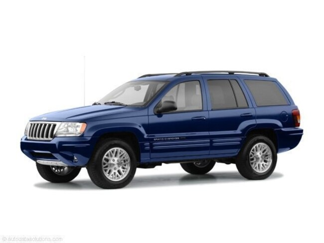 2004 Jeep Grand Cherokee Limited SUV