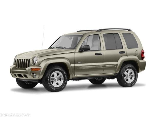 2004 Jeep Liberty Sport SUV