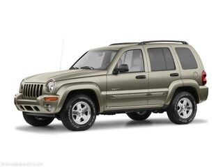 Used 2004 Jeep Liberty Sport SUV in Marin, CA