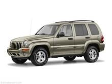 2004 Jeep Liberty 4DR Sport 4WD Sport SUV