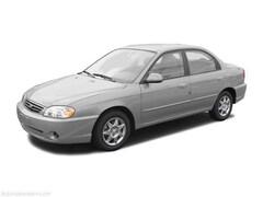 2004 Kia Spectra Sedan