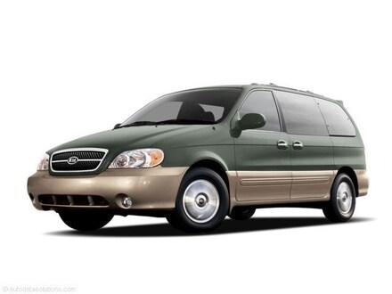 2004 Kia Sedona LX Van