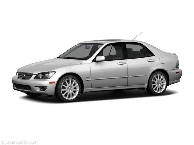 2004 LEXUS IS 300 Base Sedan