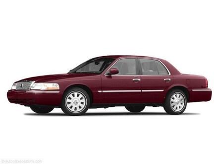 2004 Mercury Grand Marquis GS Sedan