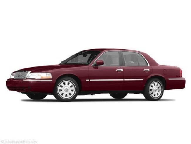 2004 Mercury Grand Marquis LS Sedan