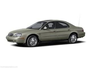 2004 Mercury Sable GS Sedan 1MEFM50U14G600715 for sale in Kaysville, Utah at Young Kia