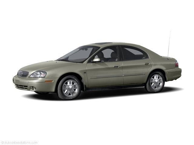 2004 Mercury Sable LS Premium Sedan