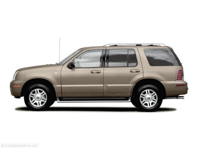 2004 Mercury Mountaineer Base SUV