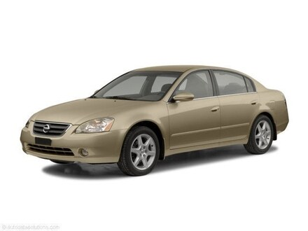 Featured 2004 Nissan Altima 2.5 4C113253 for sale in Thornton, CO