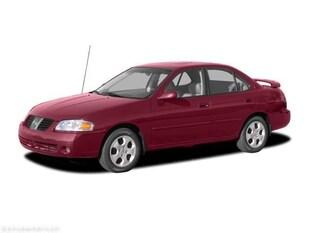 2004 Nissan Sentra 1.8 S Sedan