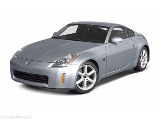Discounted bargain used vehicle 2004 Nissan 350Z Coupe for sale near you in Roanoke, VA