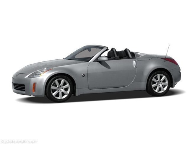 Used 2004 Nissan 350z Enthusiast For Sale Cumming Ga Stock 4m250730