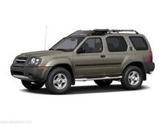 2004 Nissan Xterra SUV