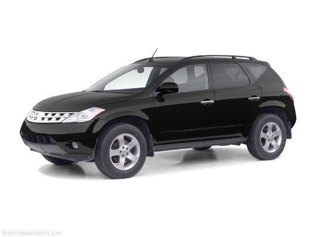 Used 2004 Nissan Murano For Sale near Minneapolis & St. Paul | Near ...