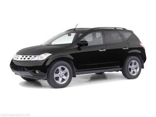 2004 Nissan Murano SUV
