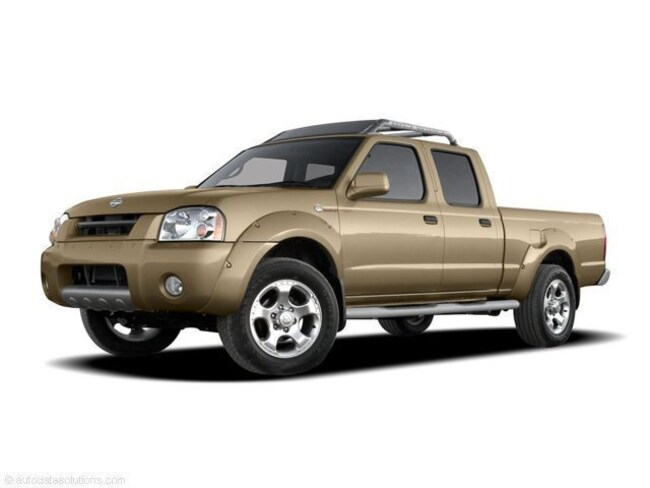 2004 Nissan Frontier SC-V6 Truck Long Bed Crew Cab