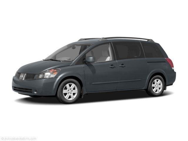 2004 Nissan Quest 3.5 SL Van