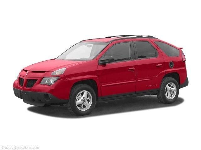 2004 Pontiac Aztek Base SUV