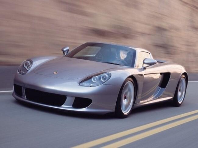 2004 Porsche Carrera GT Base Coupe