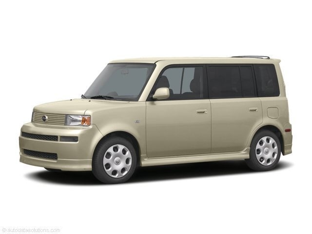 2004 Scion xB Base Sedan