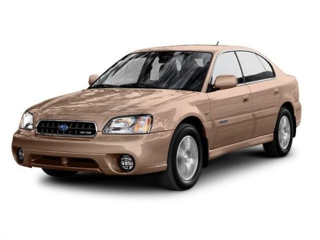 Used 2004 Subaru Outback For Sale Topeka Ks