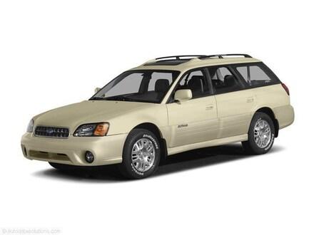 2004 Subaru Legacy Wagon Outback Outback Auto 47634445