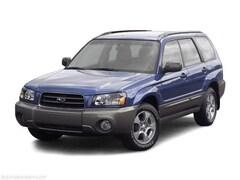 2004 Subaru Forester 2.5 XS w/Premium Package SUV