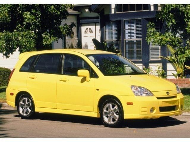 27+ 2004 Suzuki Aerio Hatchback