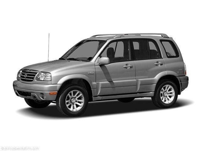 2004 Suzuki Grand Vitara EX SUV