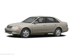 2004 Toyota Avalon XL w/Bucket Seats Sedan