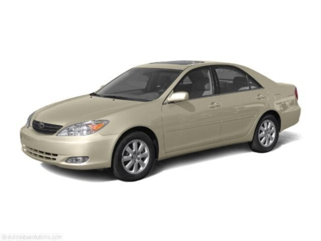 Used 2004 Toyota Camry LE Sedan San Mateo, California