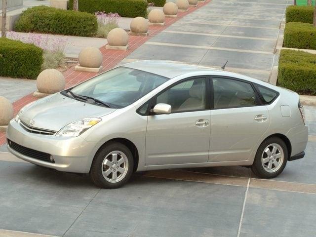 2004 Toyota Prius Sedan