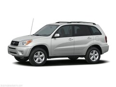 Used Toyota RAV4 2004 Toyota RAV4 Base SUV For Sale at DCH Brunswick Toyota