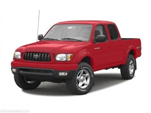 2004 Toyota Tacoma Base V6 Truck Double Cab