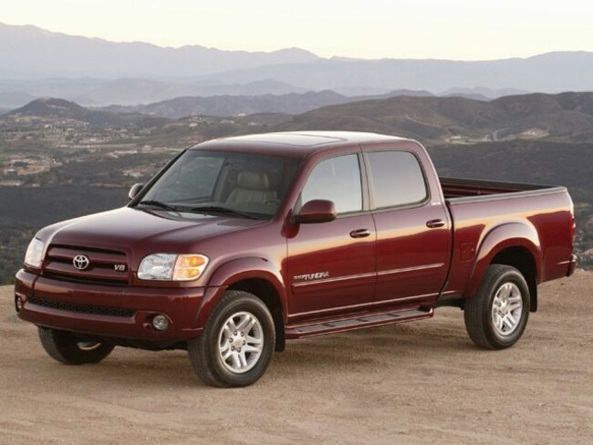 2004 Toyota Tundra Double Cab Limited Truck Double Cab