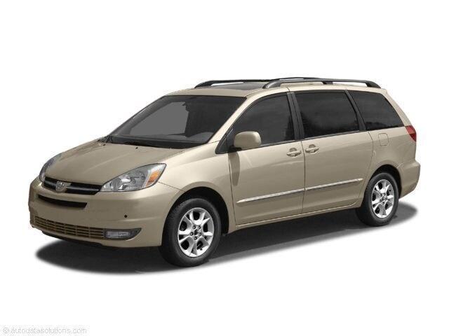 2004 Toyota Sienna Passenger Van