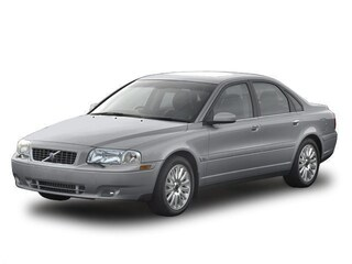 2004 Volvo S80 2.5T A Sedan YV1TS59H641370781