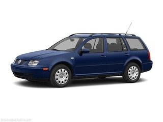 2004 Volkswagen Jetta GLS TDI Wagon