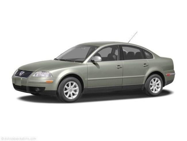 2004 Volkswagen Passat GLX Sedan for sale in Sanford, NC at US 1 Chrysler Dodge Jeep