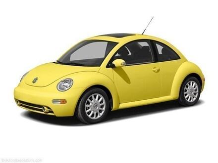 Used 2004 Volkswagen Beetle GL Hatchback for sale