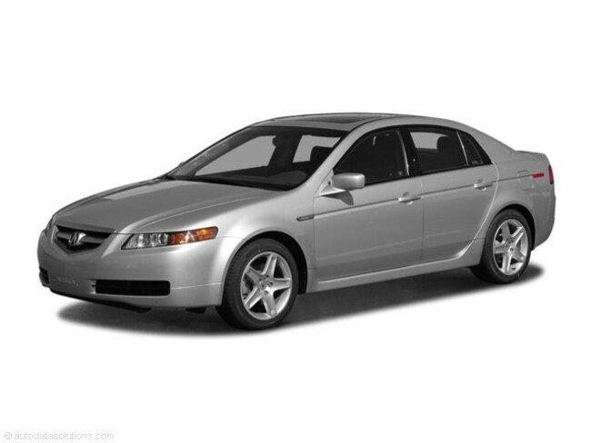 2005 Acura TL Base Sedan