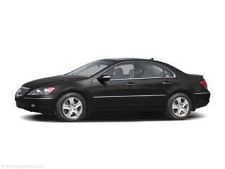 2005 Acura RL 4DR SDN AT NAT Sedan