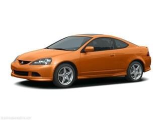 Used 2005 Acura RSX Type S Coupe Orange County