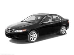 2005 Acura TSX MT Sedan