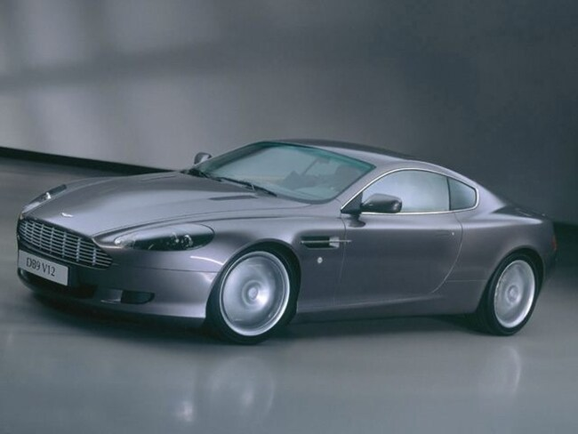 2005 ASTON MARTIN DB9 COUPE AUTOMATIC Coupe