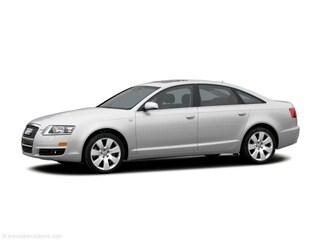 2005 Audi A6 Sedan