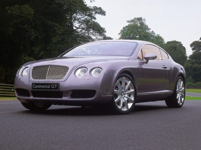 Used 2005 Bentley Continental Gt For Sale In Clifton Heights Pa