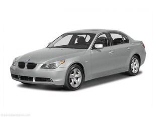 2005 BMW 5 Series 545i Sedan
