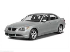 Used 2005 BMW 5 Series 545i Sedan Addison