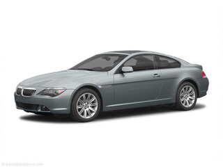 Used 2005 BMW 6 Series 645Ci Coupe